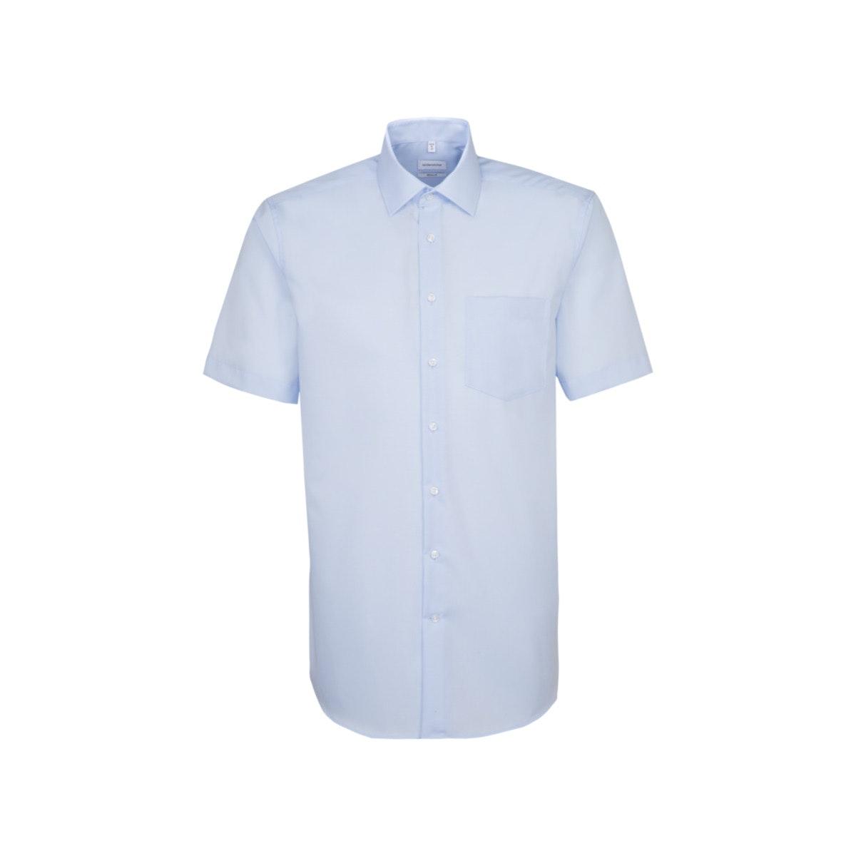 seidensticker-hemd-01-001001-12-hellblau-front