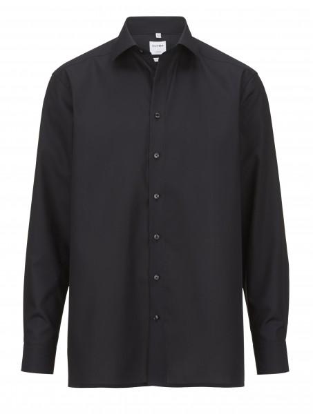 OLYMP Luxor, Comfort fit, New Kent, schwarz, ohne Brusttasche