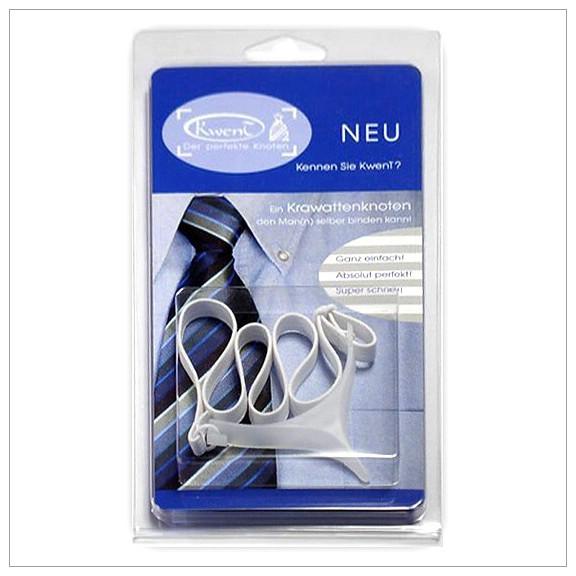 Krawattenknoten-Bindehilfe