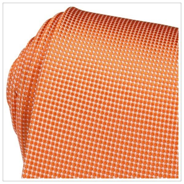 XL - KRAWATTE, Überlänge, orange