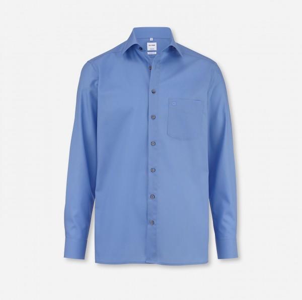 OLYMP Tendenz, modern fit, New Kent, Blau