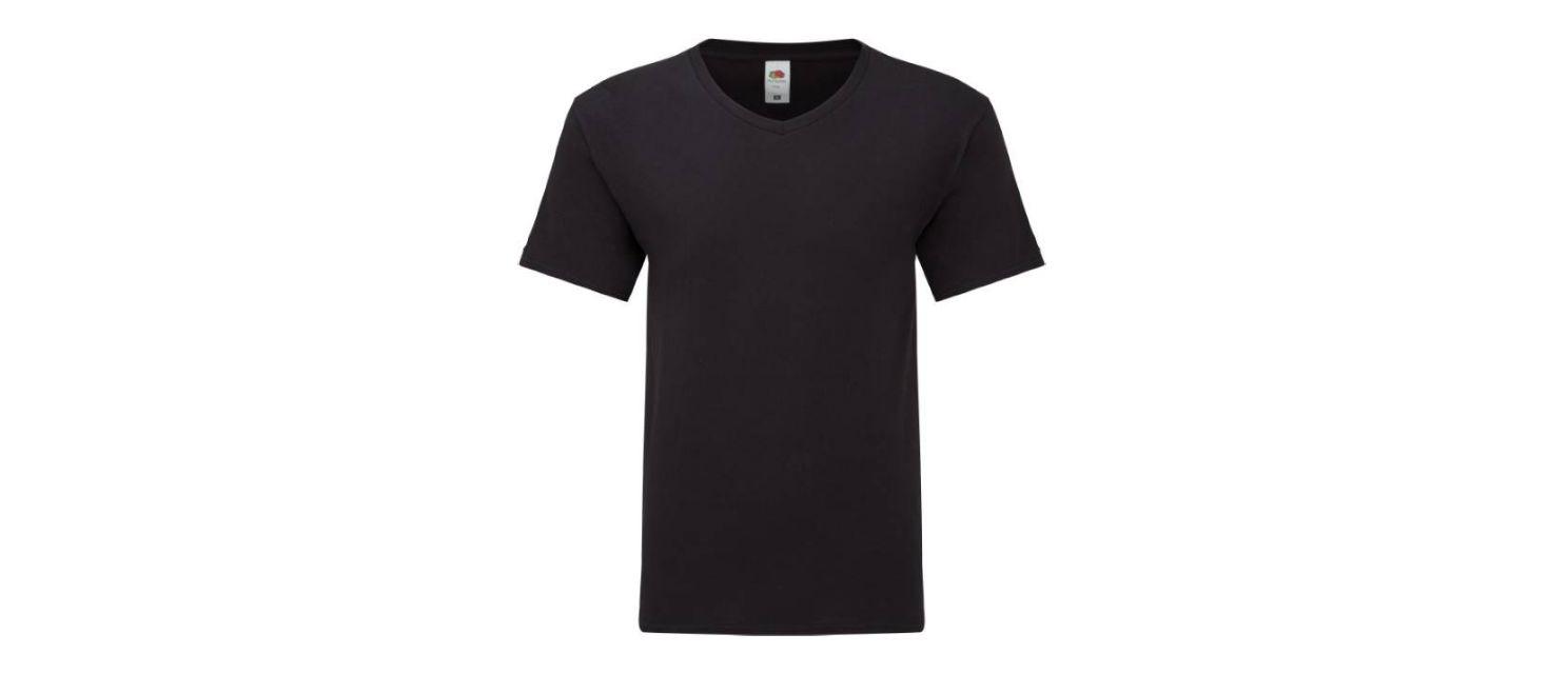 Unterzieh - T Shirt V-Neck
