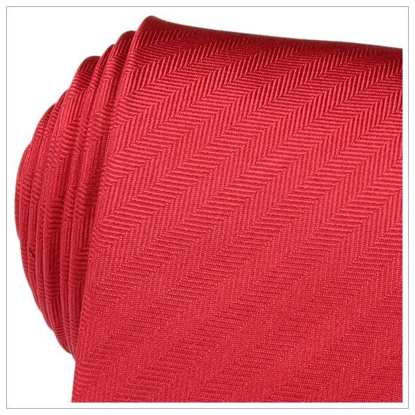 XL - LUXUS-KRAWATTE in Überlänge, Seide,handmade, rot